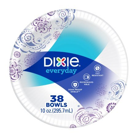 Cut resistant Microwavable Paper Plates. Great for everyday meals. Soak proof shield. 480 paper plates Total 10-packs of 48ct.  sc 1 st  Nice\u0027n Fun & Dixie Heavy Duty Paper Plates 6.875 Inch 48 Count Pack of 3 \u2013 Nice ...