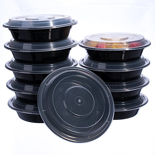 Eco Friendly Oven Safe Food Container Pack of 10 Glotoch Bento