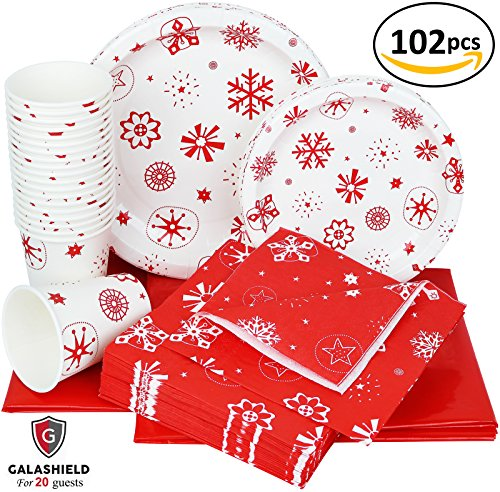 Christmas Tableware Disposable Bulk My Paper  sc 1 st  Paper Format & Heavy Duty Paper Plates Christmas - Paper Format