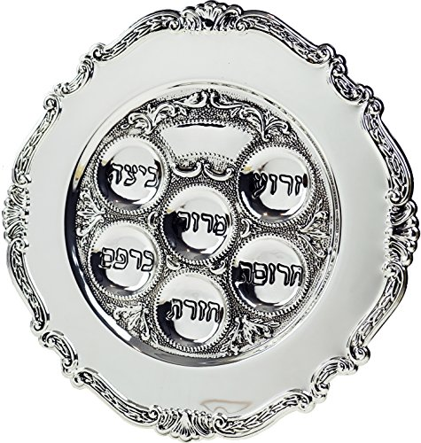The messianic Passover Seder Preparation Guide. Deliciously baked crispy matzo Proudly baked in Jerusalem! Fun and Educational.  sc 1 st  Niceu0027n Fun & Disposable Plastic Seder Plate for Passover Pack of 10 u2013 Niceu0027n Fun
