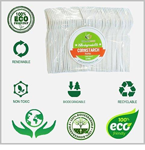 Eco-Friendly 100% Compostable Sugarcane/Bagasse Heavy Duty