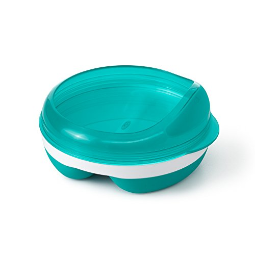Oxo Tot Divided Feeding Dish With Removable Ring And